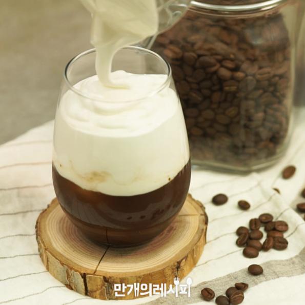 奶油咖啡的简单做法
