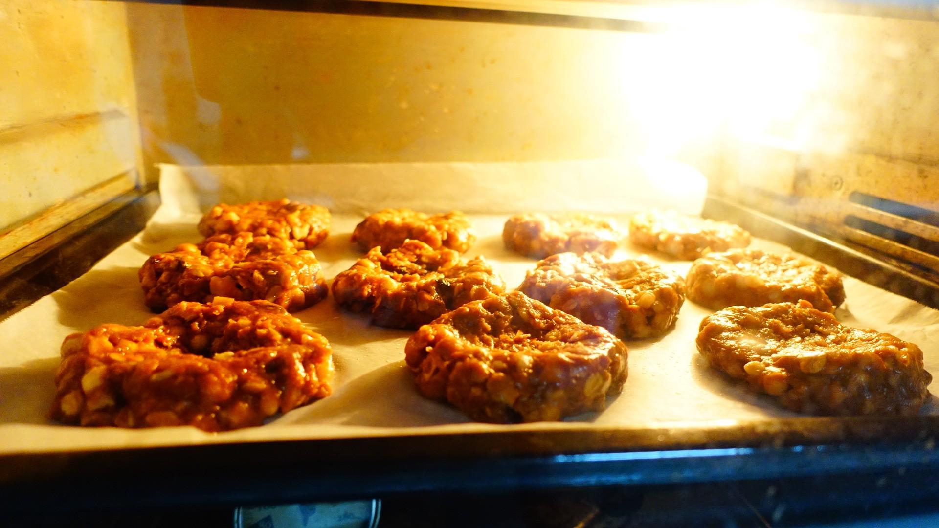 干果燕麦饼干怎么炒