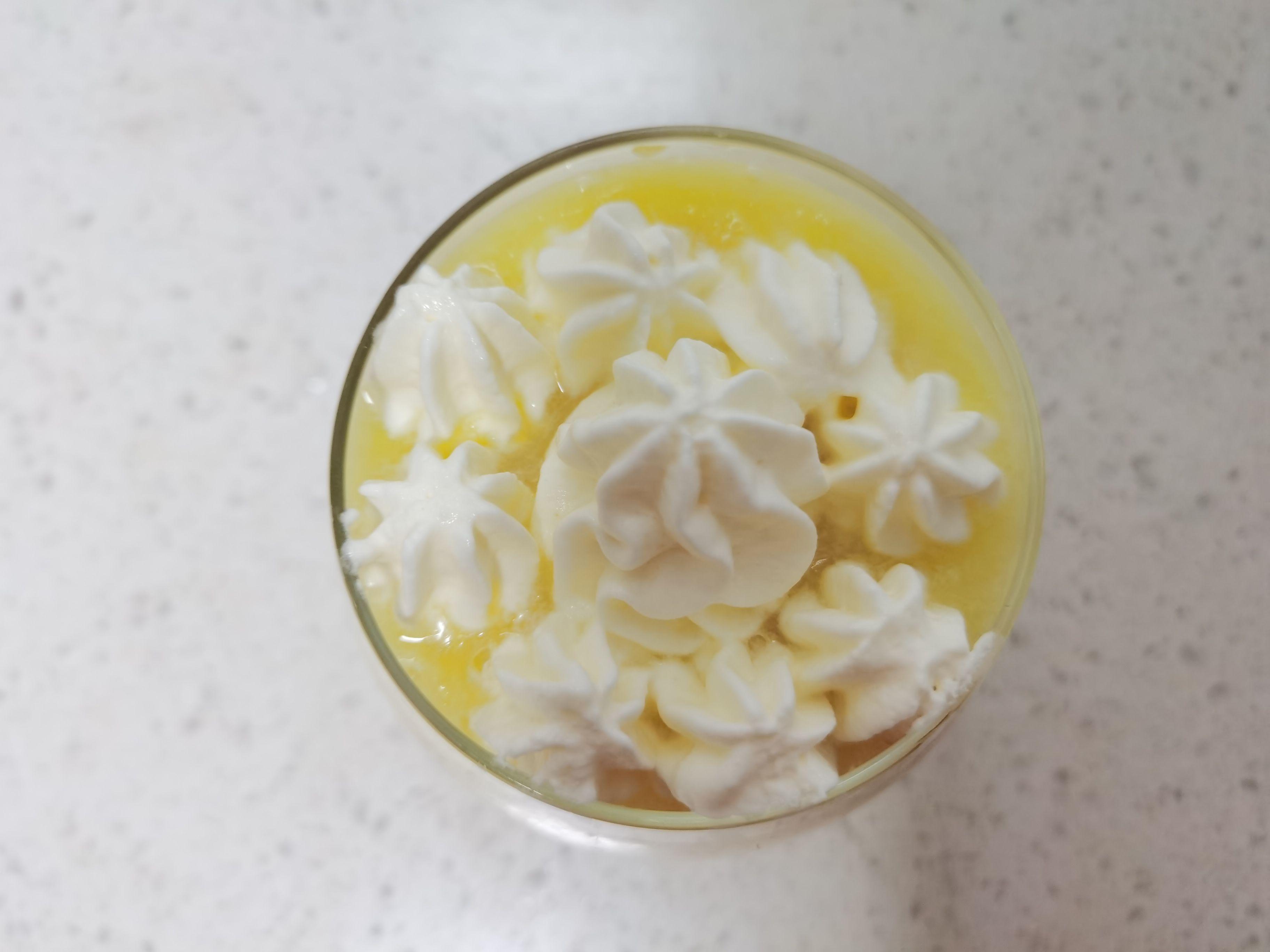 雪顶蔓越莓菠萝黑糖苏打水怎么炒