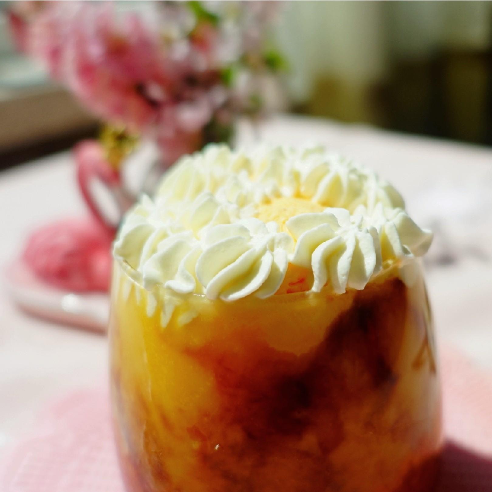雪顶蔓越莓菠萝黑糖苏打水怎样煸