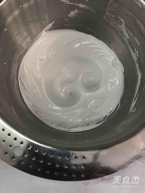蛋白糖的家常做法