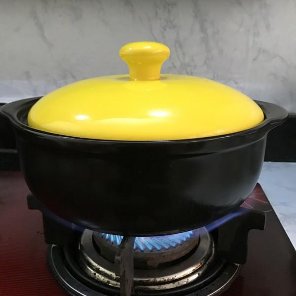 砂锅饭的简单做法