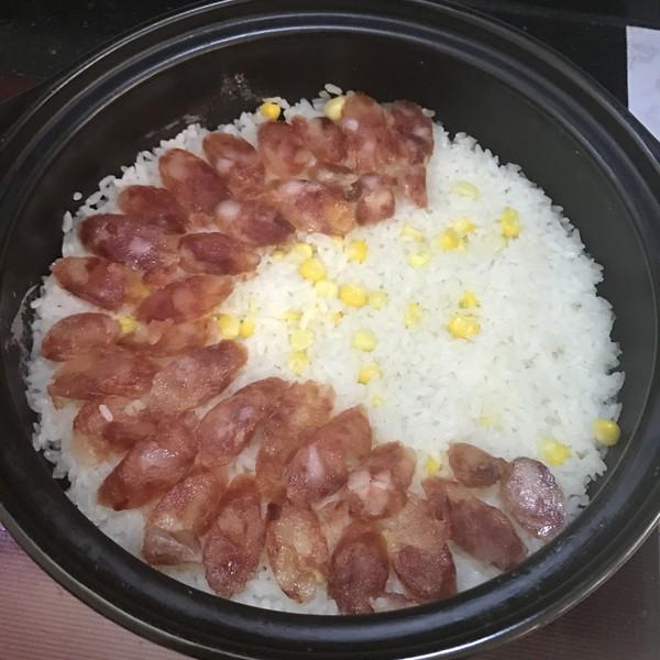 砂锅饭怎么做