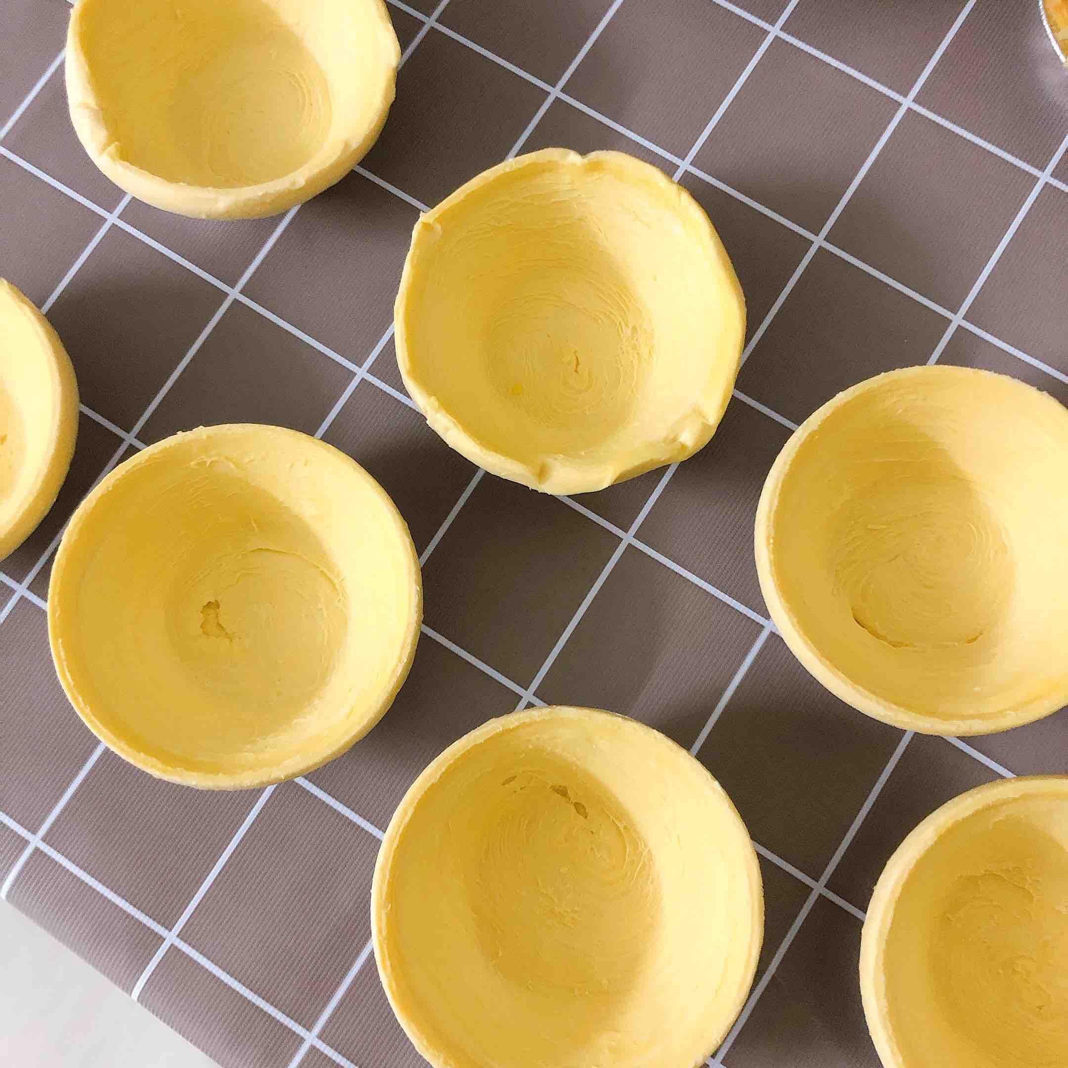 葡式蛋挞的做法图解