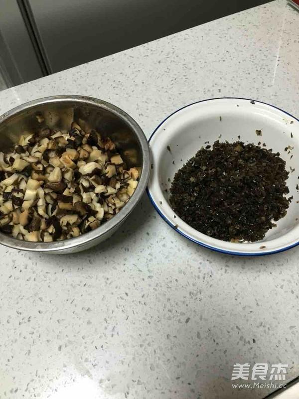 香菇木耳鲜肉水饺的做法图解