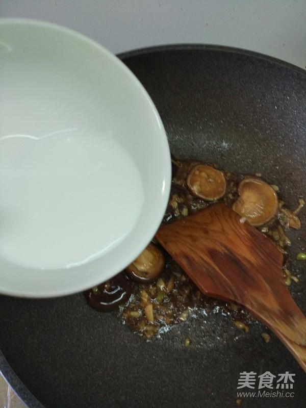香菇油菜怎么吃