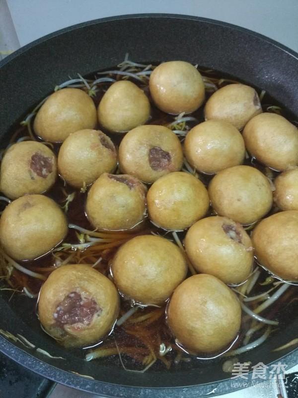 砂锅豆芽面筋怎样做