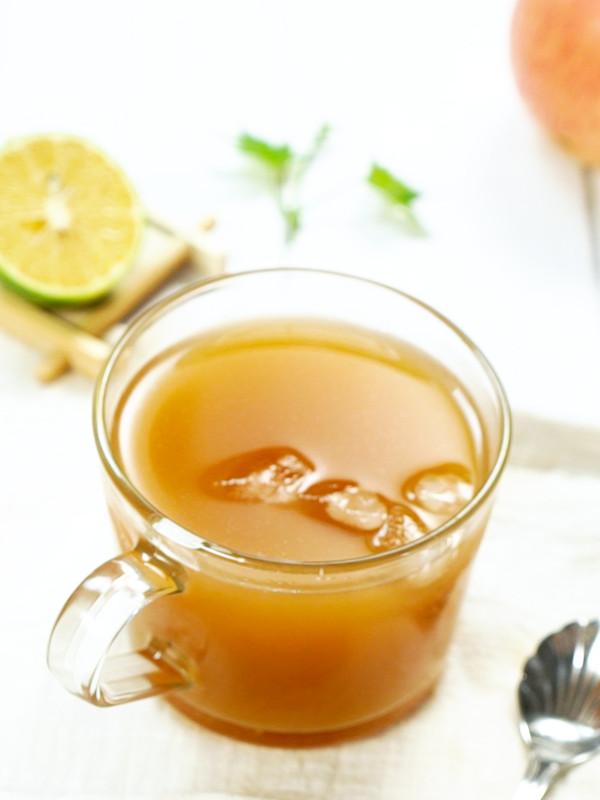 苹果汁的简单做法