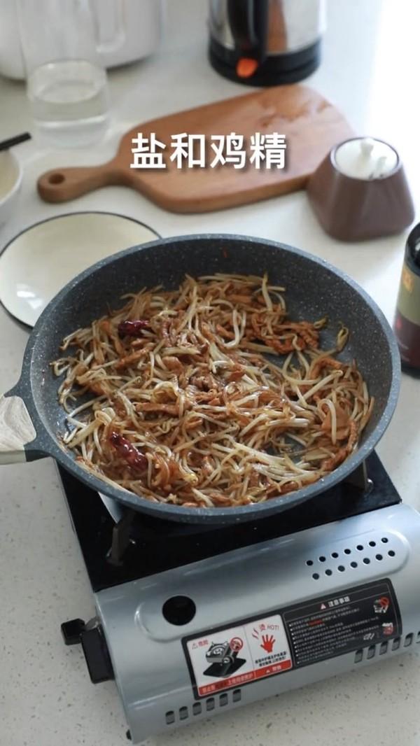 春饼和炒合菜做法怎么煮