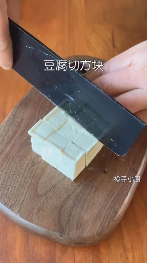 鱼香豆腐的做法图解