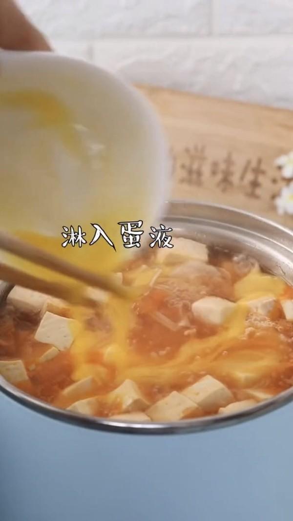 番茄鸡蛋豆腐羹怎么做