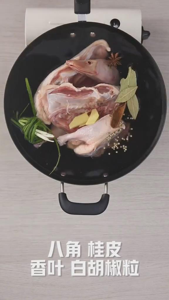 鸭血粉丝汤的做法图解