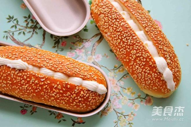 奶油面包怎样煸