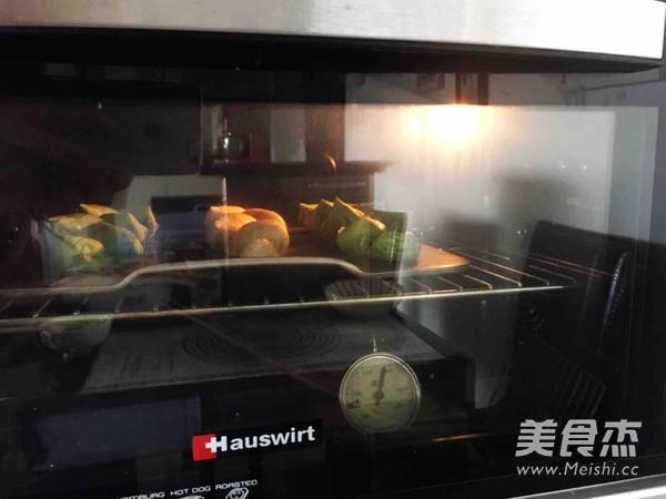麦穗椰蓉包怎样炒