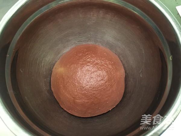 可可麻薯软欧的家常做法