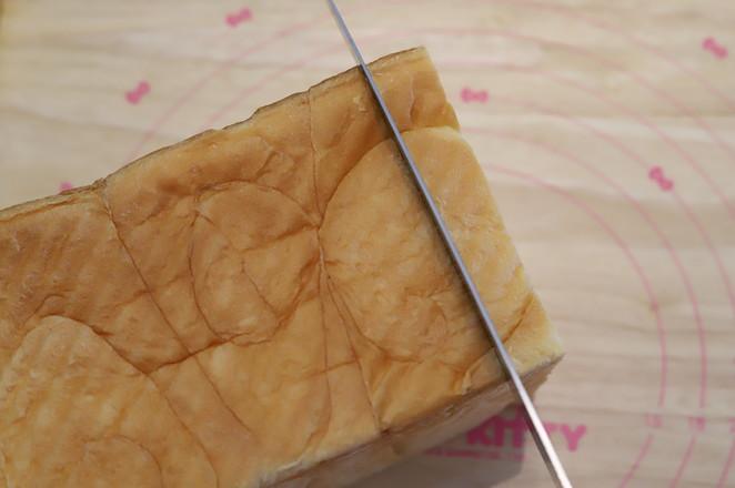 烤砂糖吐司(附汤种吐司制作)的做法大全