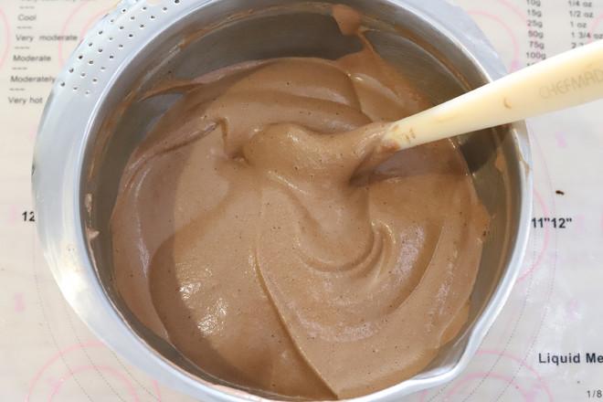 吃一口就爱上的爆浆奶盖可可蛋糕怎么煮
