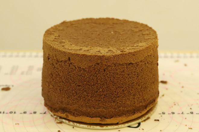 吃一口就爱上的爆浆奶盖可可蛋糕怎样煸