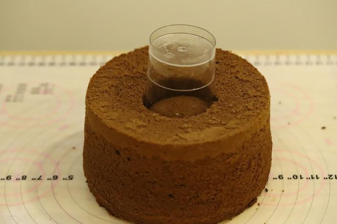 吃一口就爱上的爆浆奶盖可可蛋糕怎样做