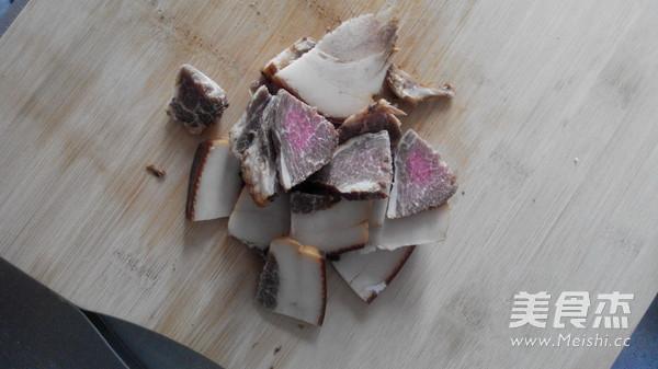 熏肉炒豆芽的做法大全