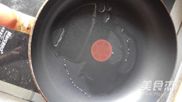 韭菜鸡蛋锅贴的制作方法