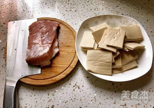 酱香白豆腐干的做法大全