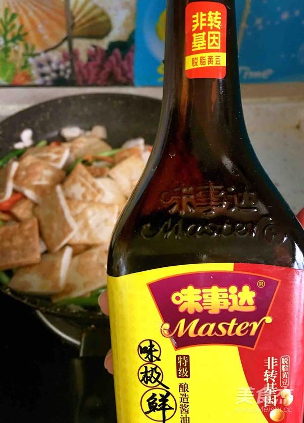 酱香白豆腐干怎么煮