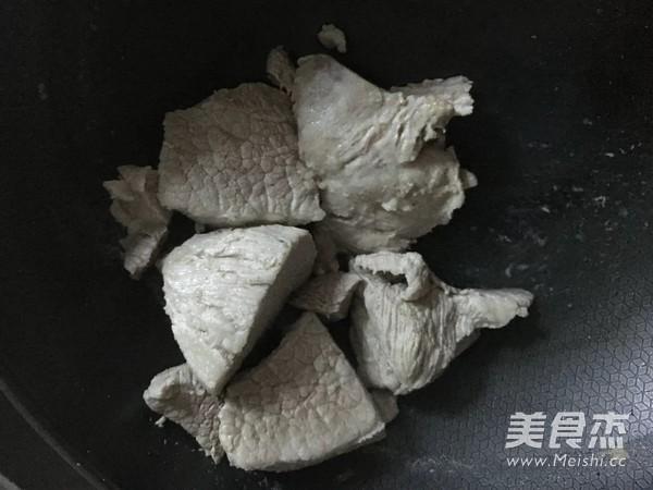 猪肉酥的家常做法