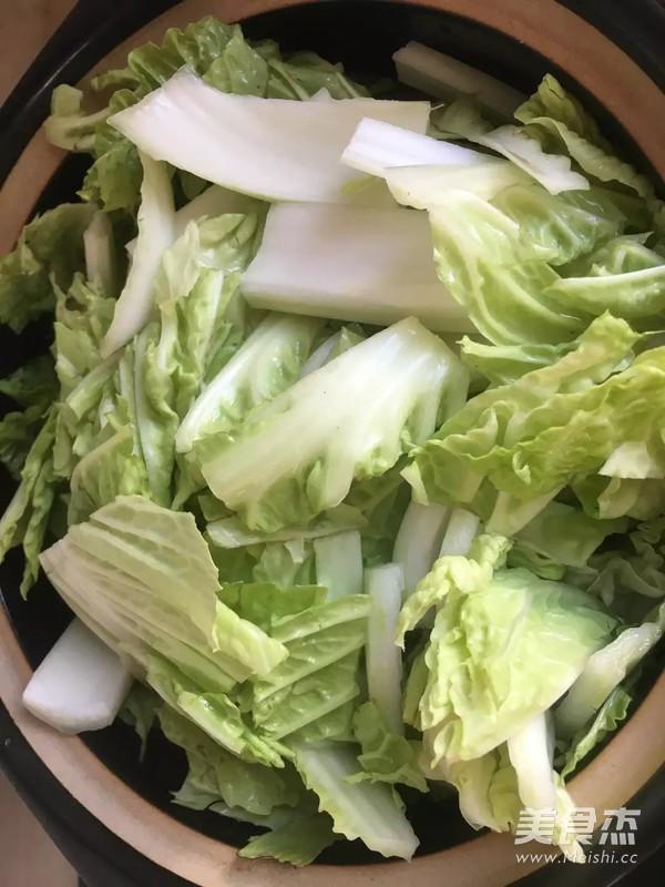 猪肉炖白菜干豆腐怎么做