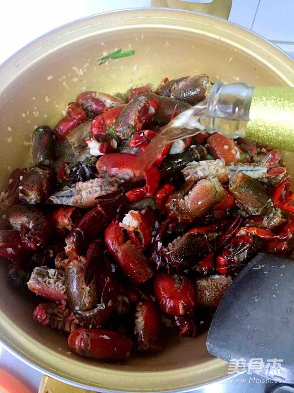 蒜泥龙虾怎么做