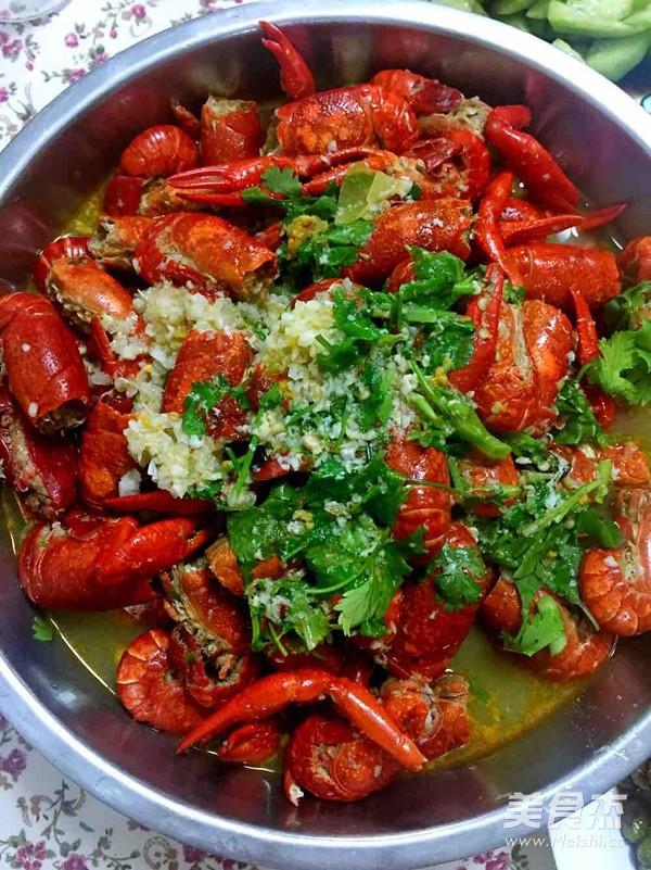 蒜泥龙虾怎么煮