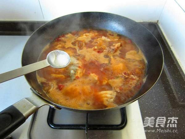 水煮鱼的制作方法