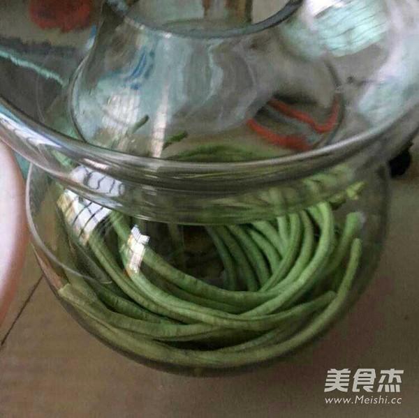 自制泡菜的制作方法