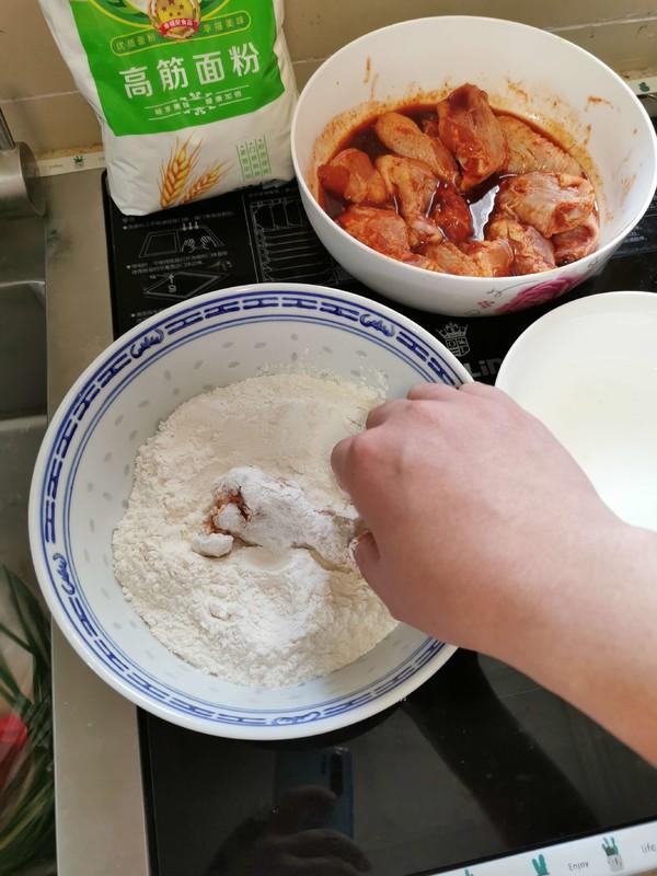 香酥炸鸡翅怎么煮