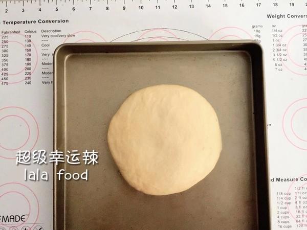 欢乐大眼猪面包的简单做法