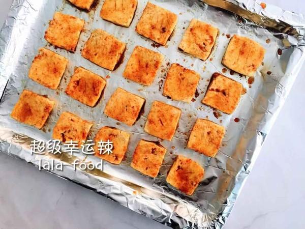 孜然香烤豆腐怎么炖