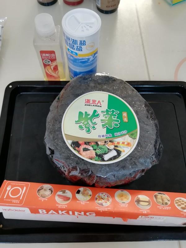 紫菜烤海苔的做法大全
