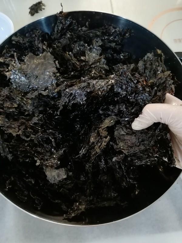 紫菜烤海苔的简单做法