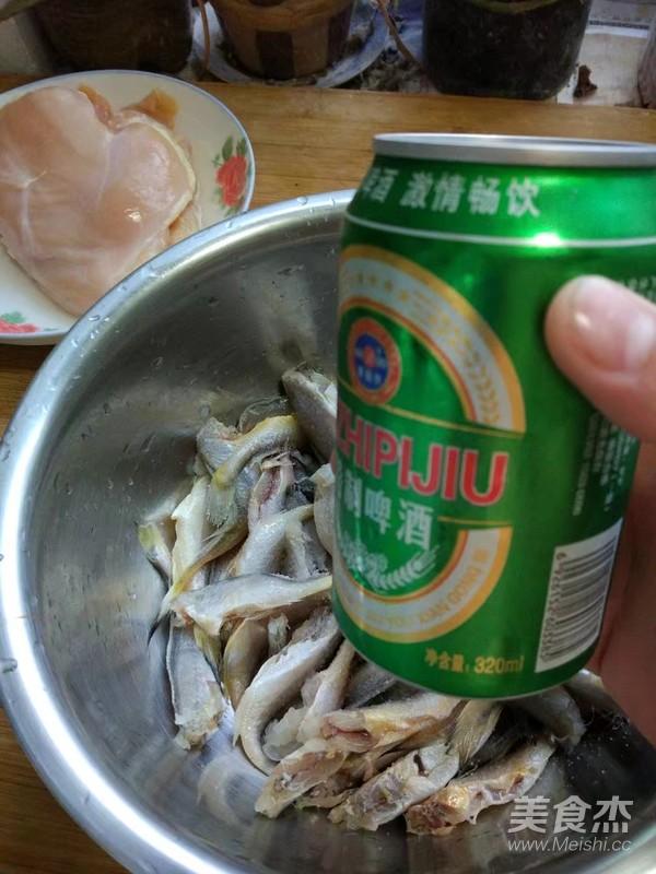 干炸小黄鱼的家常做法