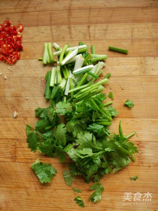 凉拌绿豆芽怎么做