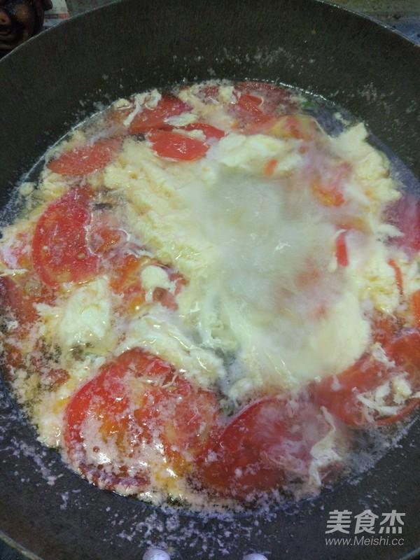 西红柿鸡蛋汤怎么煮