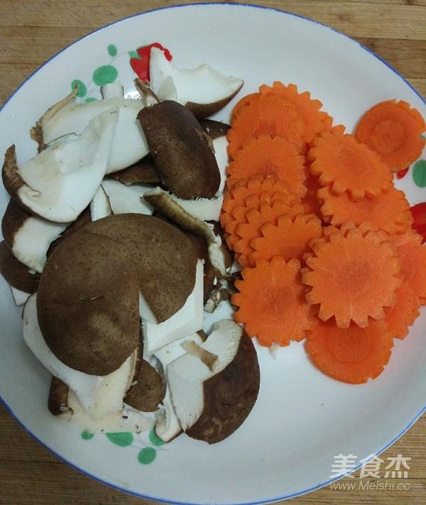 香菇烧西兰花的简单做法
