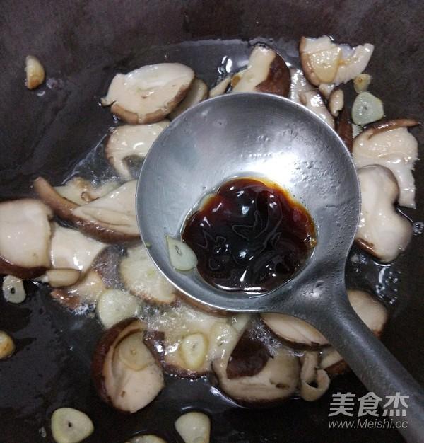 香菇烧西兰花怎么炒