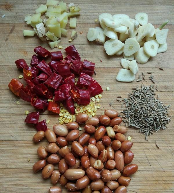 五彩风味腊肠的简单做法
