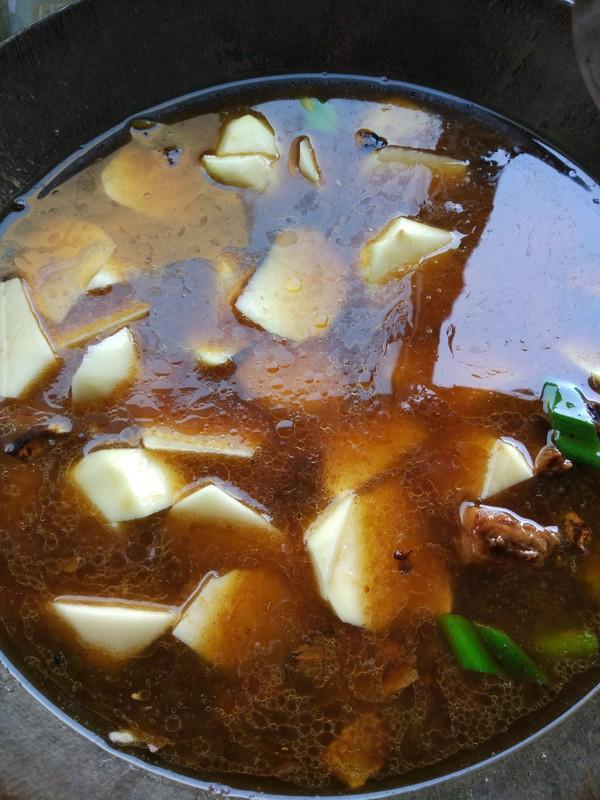 红烧肉土豆炖粉条怎么做