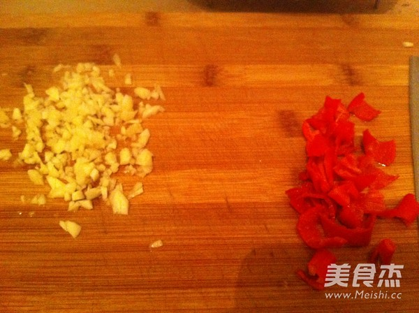 干炒豇豆的做法图解