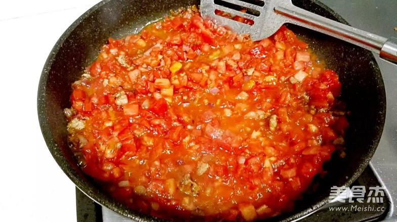 番茄肉酱意面怎么吃