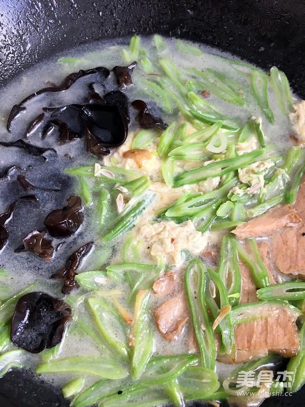 芸豆蚬子面怎么煮