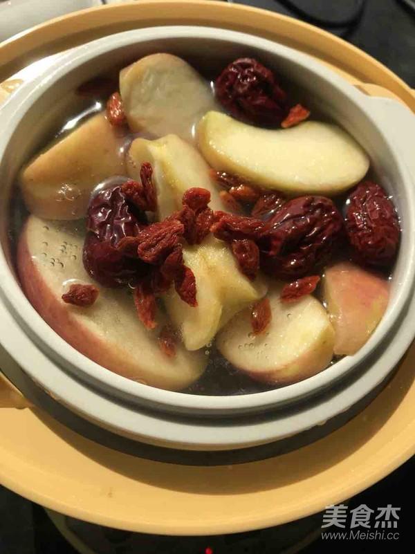 苹果猪骨汤的简单做法