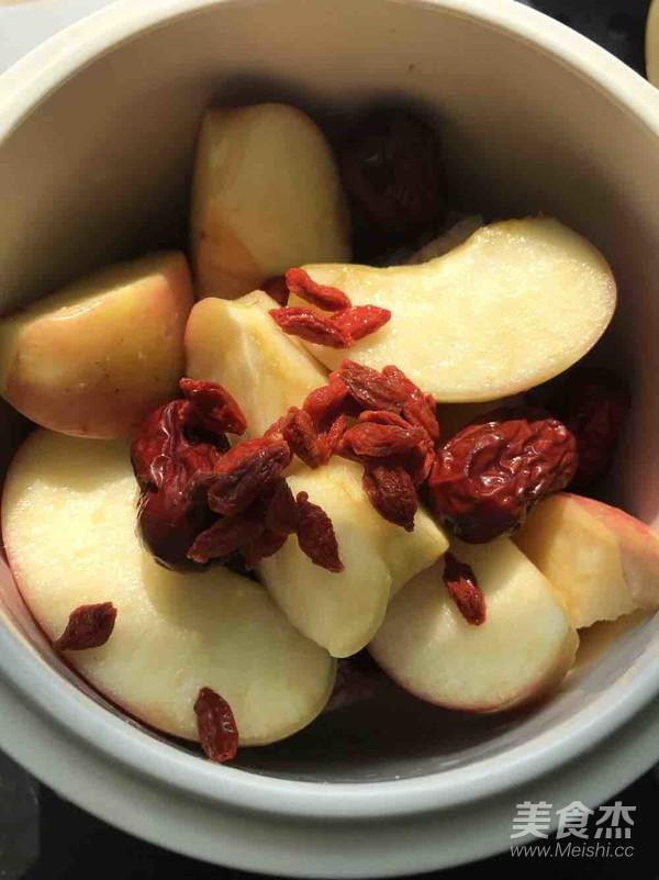 苹果猪骨汤的家常做法